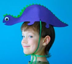 Dino-hat