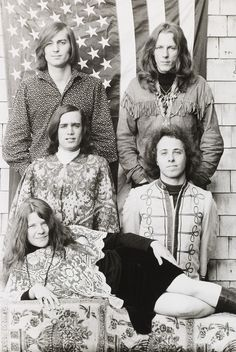 Janis Joplin: Big Brother and the Holding Company, 1967.