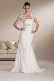 Resultado de imagen para vestidos de novia civil con manga corta