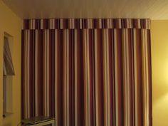 Minha Primeira Costura: Painel de cortina - passo a passo