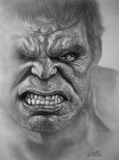 #Hulk #Fan #Art. (Hulk Graphite Portrait ) By: Darrel Bevan. (THE * 5 * STÅR * ÅWARD * OF: * AW YEAH, IT'S MAJOR ÅWESOMENESS!!!™)[THANK Ü 4 PINNING!!!<·><]<©>ÅÅÅ+(OB4E)     https://s-media-cache-ak0.pinimg.com/564x/c1/7e/72/c17e7217cb18dc4859c6cc20d8afd80a.jpg