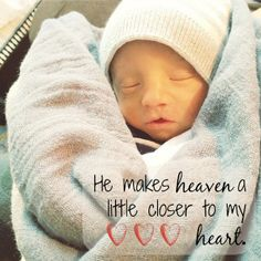 10 days with baby Zion brings family closer to heaven. Because it was a miracle Zion Blick even made it to this earth, the Blick family made sure to learn from him.