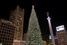 Macy's Holiday Tree by Ingrid Taylar
