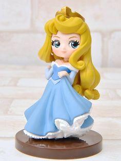 ソフィアがQposketに初登場!バンプレスト「Q posket Disney Characters Petit -Ariel・Sofia・Aurora-」 - Cute Polymer Clay, Cute Clay, Polymer Clay Projects, Kawaii Disney, Cute Disney, Walt Disney, Disney Pixar, Disney Princess Dolls, Disney Dolls