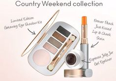 #countrycollection #janeiredale #spring2015