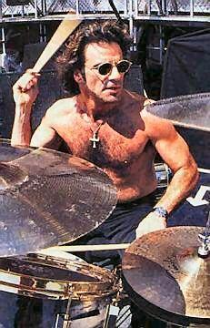 Tico Torres ⭐️Music groups: Bon Jovi (Since 1983), Franke & The Knockouts (1982 – 1984)