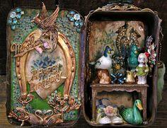 "Laurie Zuckerman ""Happy Birthday"" Altar | Flickr - Photo Sharing!"