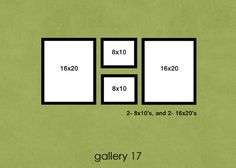 Photo Wall Groupings Picture Arrangements Canvas Frame Layout