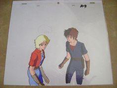 NINJA SENSHI WARRIOR TOBIKAGE ANIME PRODUCTION CEL 14 | Collectibles, Animation Art & Characters, Japanese, Anime | eBay!