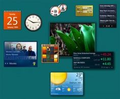 All About the Top Windows 7 Gadgets | TechPaw