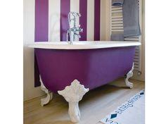 love colorful bath tubs