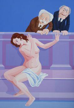 Susanna e i vecchioni, 2012