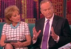 O'Reilly Slams Colbert On The View: 'A Very Committed Leftist Who's Already Alienated 40 Percent Of The Country' Read more at http://patdollard.com/category/politics/#rgqRV4XF4Tlzp78t.99