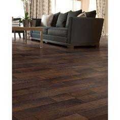 Buy Inspired Elegance by Mohawk Deep Night Oak Laminate Flooring : Home Flooring at SamsClub.com