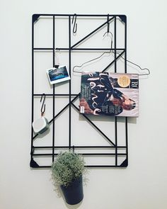 ferm LIVING Square Rack: http://www.fermliving.com/webshop/shop/gift-ideas/for-him/square-rack.aspx