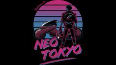 Welcome to Neo Tokyo is a T Shirt designed by ddjvigo to illustrate your life and is available at Design By Humans