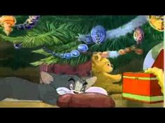 """Tom & Jerry """"The Night Before Christmas"""" (HD & HQ)"""