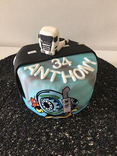 Gâteau camion Truck