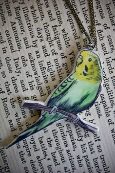 I'm not sure where this budgie-mania comes from.  I've never kept budgies and I hate seeing birds in cages.  But i think they are beautiful birds and think they make great design motifs for wallpaper, fabric, ceramics etc.
