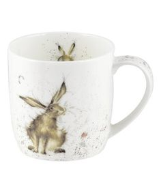 Look what I found on #zulily! Wrendale Designs Good Hare Day Jumbo Mug #zulilyfinds