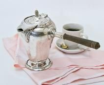 1800 Waldorf Astoria NYC coffee pot