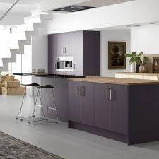 Hehku Aluminium Windows and Doors Kent Contemporary Kitchen Design, Modern Contemporary, Modern Design, Kitchen Layout, New Kitchen, Kitchen Decor, Happy Kitchen, Aluminium Windows And Doors, Kitchen Gallery