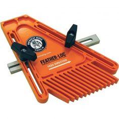 Bench Dog® Single Feather-Loc®, Multi-Purpose Featherboard
