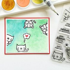 Ever get tired of stamping and coloring? Or just wish you had a different technique to use once in awhile? I'm on Sweet Stamp Shop's blog today with four different ideas for stamping without coloring. Check it out and tell me what you think! http://www.sweetstampshopblog.com/2016/08/stamping-no-coloring-kristine.html