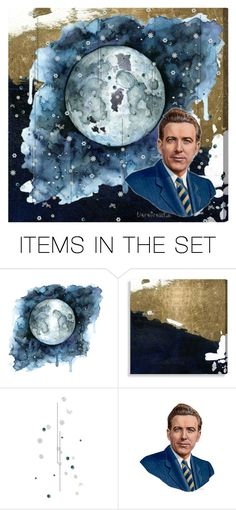 """Eyes to the Sky - Top Art & Expression Sets for Apr 12th, 2017"" by dorofromks ❤ liked on Polyvore featuring art"