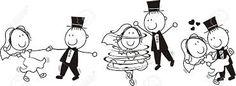 תוצאת תמונה עבור dancing wedding card