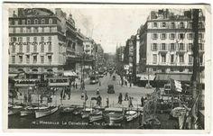 Marseilles.. La Canebiere