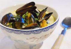 Blåskjellsuppe til hverdags Fish, Pisces