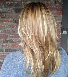 Megan Lenton - Hair Stylist . Makeup Artist | SALON WORK......beautiful cut.