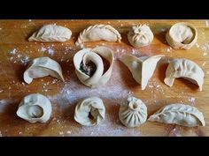Chinese dumplings, especially Chinese Fried Wontons, are probably one of the most convenient and versatile foods to keep around. Wonton Recipes, Appetizer Recipes, Appetizers, Kitchen Recipes, Cooking Recipes, Wan Tan, Chicken Spring Rolls, Chinese Dumplings, Dumpling Recipe
