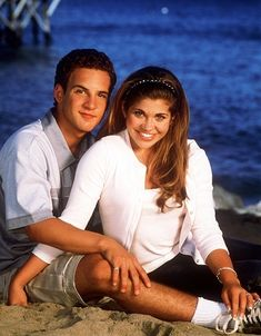 And now it has a headband in it. Those were also cool.  | Topanga Lawrence's Legendary Hair