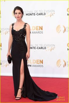Adelaide Kane at the 2014 Monte-Carlo Television Festival