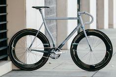 The first Track Bike…
