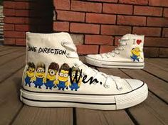 Image result for one direction shoes