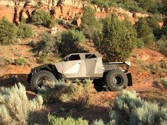 JD3.com, Jeremy Dixon, Design-Fabrication of Severe Off-Road Vehicles