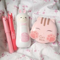 Kawaii cosmetic bunny love thanks to my Babygirl friend @Its A babygirl World