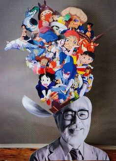 Studio Ghibli - Hayao Miyazaki, Japan
