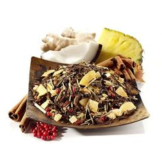 Teavana White Ayurvedic Chai Tea, 2oz