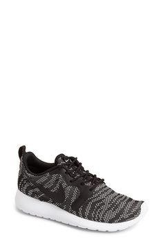 Nike 'Roshe Run' Jacquard Sneaker (Women)   Nordstrom