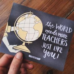 free teachers card download | people who make the world go 'round series | 1canoe2