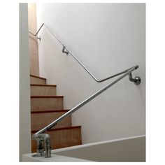 Best Attaching Handrail And Rosette To Wall For The Home 400 x 300