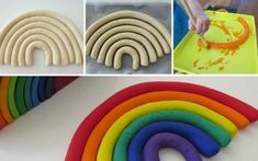 Creative Activities For Kids, Fun Crafts For Kids, Toddler Activities, Diy For Kids, Diy And Crafts, How To Make Naan, Partys, Salt Dough, Worksheets For Kids