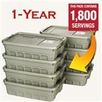 Patriot Pantry One Year Emergency Food Supply