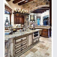 Dream Kitchen  #residence #residences #elegance #kitchen #kitchendesign #interiordesign #instadaily #luxuryhomes #luxury #millionaire #instalike #millionairemind #milliondollarlisting #pics #womeninbusiness #womenentrepreneurs #anastasiabeverlyhills #instamood #insta