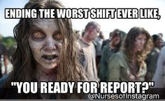 Get me the F out of this place #nurses #nurselife