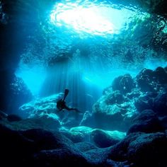 Grotto, Saipan, Northern Mariana Islands